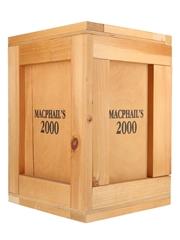 MacPhail's 2000 Ceramic Decanter  200cl / 40%