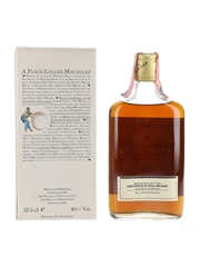 Macallan 10 Year Old Bottled 1980s - Giovinetti 37.5cl / 40%