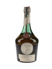 Benedictine DOM Bottled 1960s-1970s - Spain 75cl / 43%