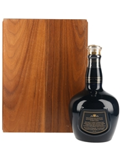 Royal Salute 50 Year Old The Coronation Cask 50th Anniversary Of The Coronation Of Queen Elizabeth II 1953-2003 70cl / 40%