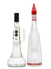Jazz Vodka & Cosmos Vodka 75cl & 100cl