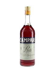 Campari Bitter Bottled 1980s - China Duty Free 100cl / 23%