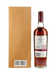 Macallan 25 Year Old Sherry Oak 70cl / 43%