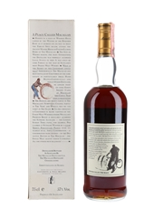 Macallan 10 Year Old Full Proof Bottled 1980s - Giovinetti 75cl / 57%