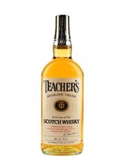 Teacher's Highland Cream Bottled 1980s 75cl / 40%