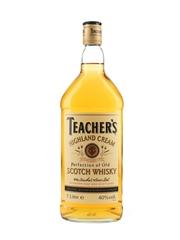 Teacher's Highland Cream Bottled 1990s 100cl / 40%