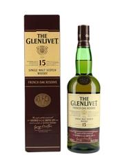 Glenlivet 15 Year Old French Oak Reserve Bottled 2009 70cl / 40%