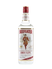 Beefeater Dry Gin Bottled 1990s - Duty Free 100cl / 47%