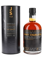 Port Charlotte 2007 13 Year Old Dramfool's Jim McEwan Signature Collection 70cl / 60.9%