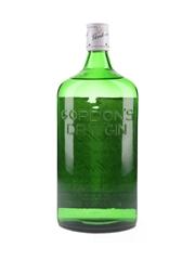 Gordon's Special Dry London Gin Bottled 1970s 113cl / 40%