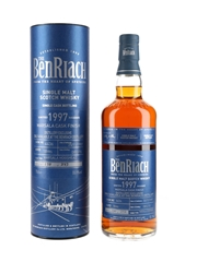 Benriach 1997 18 Year Old Single Cask  70cl / 55.1%