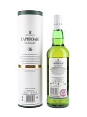 Laphroaig 16 Year Old  70cl / 48%