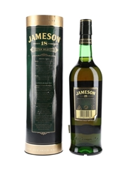 Jameson 18 Year Old  70cl / 40%
