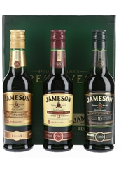 Jameson Reserves Special, Gold, Limited Reserve 3 x 20cl / 40%