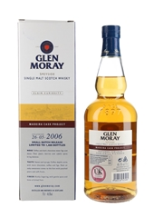 Glen Moray 2006 13 Year Old Madeira Cask Project - UK Exclusive 70cl / 46.3%