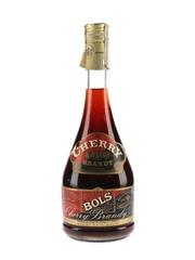 Bols Cherry Brandy Bottled 1980s 75cl / 24%