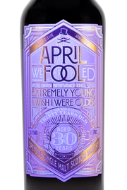 April Fool 30 Year Old Speyside Single Malt First Release The Whisky Exchange 2021 70cl / 51.7%