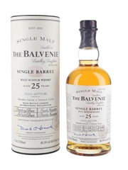 Balvenie 1974 25 Year Old Single Barrel 15180 Bottled 2000 70cl / 46.9%