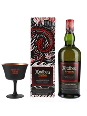 Ardbeg Scorch & Ardbeg Day 2021 Goblet Limited Edition Fiercely Charred Casks 70cl / 46%