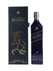 Johnnie Walker Blue Label The Year Of The Ram 75cl / 43%