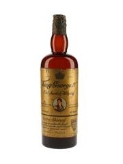 King George IV Gold Label Bottled 1940s-1950s - The Distillers Agency Limited 75cl / 40%