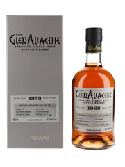 Glenallachie 1989 31 Year Old Single Cask 4011 Bottled 2021 - UK Exclusive 70cl / 49.1%
