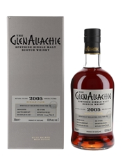 Glenallachie 2005 15 Year Old Single Cask 901042 Bottled 2021 - UK Exclusive 70cl / 63%