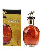 Blanton's Gold Edition Barrel No. 146 Bottled 2020 70cl / 51.5%