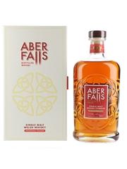 Aber Falls Inaugural Release Single Malt Welsh Whisky 70cl / 46%