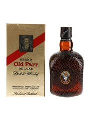 Grand Old Parr De Luxe Bottled 1980s 75cl / 43%