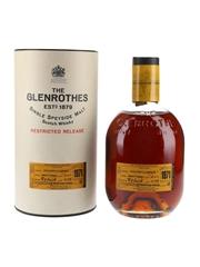 Glenrothes 1971 Restricted Release Bottled 1999 70cl / 43%