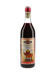 Martini Rosso Vermouth Bottled 1970-1980s - Greece 90cl / 16%