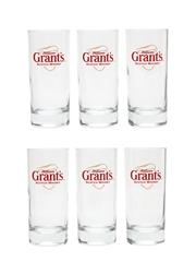 Grant's Scotch Whisky Glasses