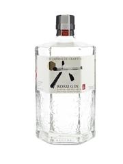 Roku Gin The Japanese Craft Gin - Suntory 70cl / 43%