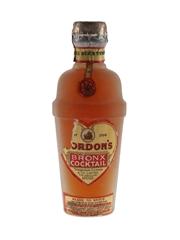 Gordon's Bronx Cocktail Spring Cap