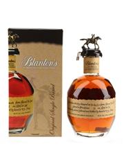 Blanton's Original Single Barrel No.180 Bottled 2020 70cl / 46.5%