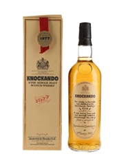 Knockando 1977 Bottled 1993 75cl / 43%