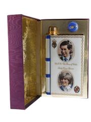Camus Royal Wedding Bottled 1981 - Ceramic Decanter 70cl / 40%