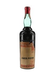 Picon Amer Bottled 1950s 100cl / 30%