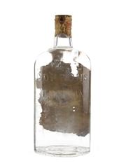 Gordon's Dry Gin Spring Cap Bottled 1950s - U.S. Navy Mess 75cl / 47.4%