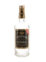 Nikolai Vodka Bottled 1970s 70cl / 40%