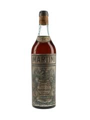 Martini Dry Bottled 1950s 100cl