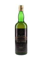 Teviotdale Bottled 1970s 75.7cl / 40%