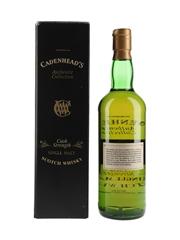 Edradour 1976 18 Year Old Bottled 1995 - Cadenhead's 70cl / 51.7%
