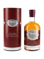 The Open 150th Anniversary 12 Year Old Speyside Single Malt Bottled 2010 - The Edrington Group 70cl / 40%