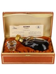 Hine Antique Tres Vieille Cognac Bottled 1970s - Crystal Decanter 70cl / 40%