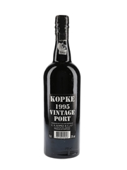 Kopke 1995 Vintage Port  75cl / 20%