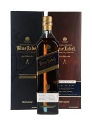 Johnnie Walker Blue Label The Casks Edition Travel Retail Exclusive 100cl / 55.8%