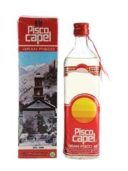 Pisco Capel Gran Pisco 75cl / 46%