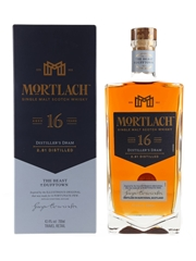 Mortlach 16 Year Old Distiller's Dram Travel Retail Exclusive 70cl / 43.4%